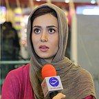 پریناز ایزدیار، بازیگر سینما و تلویزیون - عکس اکران