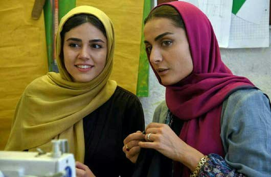 معرفی کامل بازیگران فیلم «ملی و راههای نرفتهاش» + عکسها و تصاویر