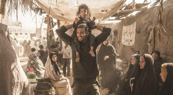 امیر جدیدی در تنگه ابوغریب