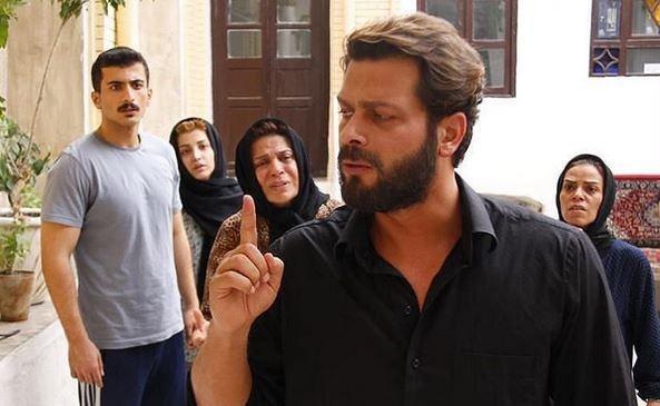 پژمان بازغی در فیلم سینمایی «خانه دیگری» ساخته ی بهنوش صادقی
