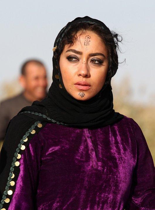 بهاره کیان افشار در فیلم ماهورا