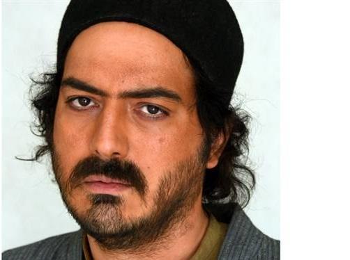 گریم نیما شاهرخ شاهی در فیلم آتش و قداره