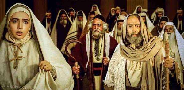 سریال تاریخی و مذهبی مریم مقدس