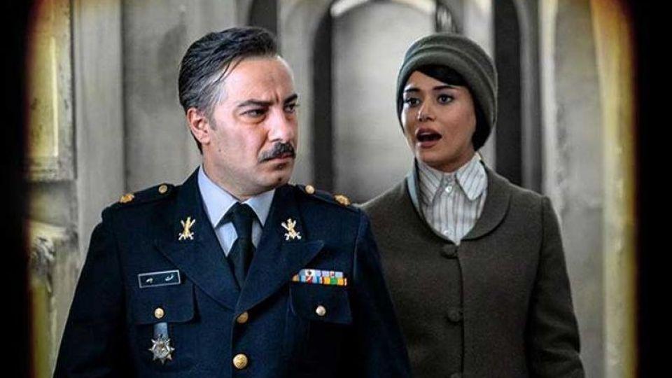 نوید محدزاده در فیلم سرخپوست