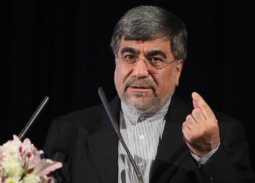 علی جنتی وزیر سابق ارشاد