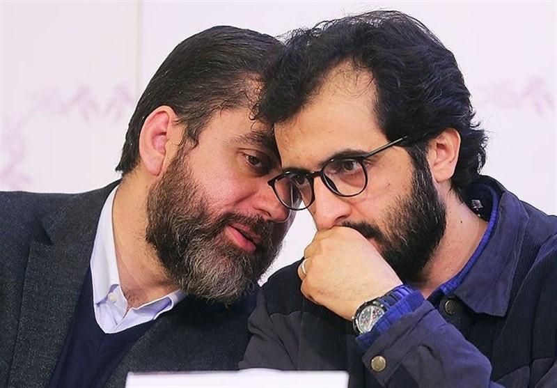 سید محمود رضوی و بهرزو شعیبی