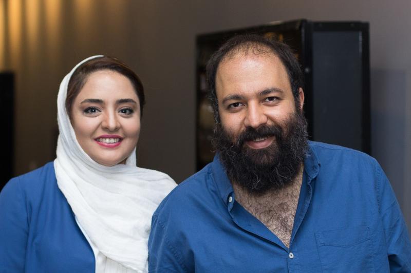 علی اوجی و نرگس محمدی