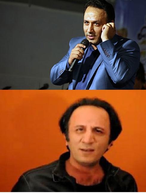 محمد و مرتضی حسینی