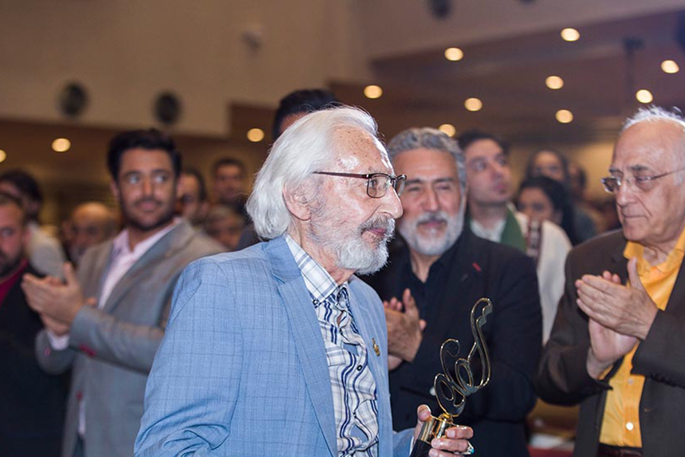 مراسم جشن حافظ