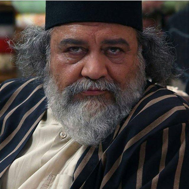 گریم محمدرضا شریفی نیا در فیلم آتش و قداره