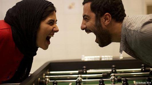 نوید محدزاده در فیلم عصبانی نیستم