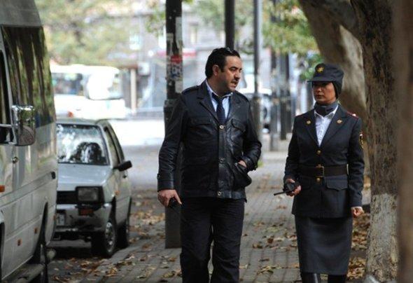 فیلم سینمایی خیابان های آرام