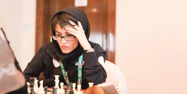 غزل حکیمی فرد ورزشکار ایرانی