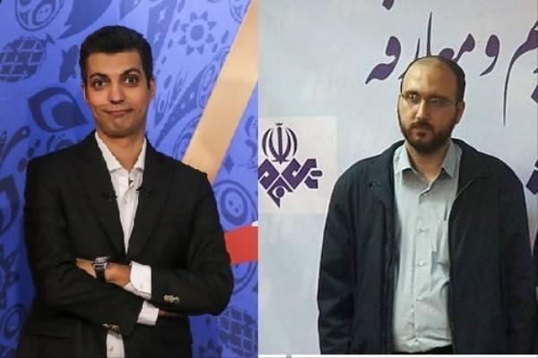 عادل فردوسی پور و علی فروغی