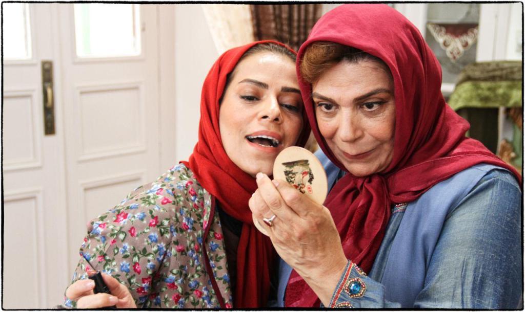 گوهر خیراندیش در فیلم سینمایی «خانه دیگری» ساخته ی بهنوش صادقی