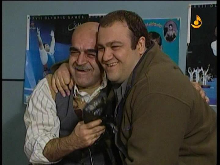حمید لولایی و مهران غفوریان