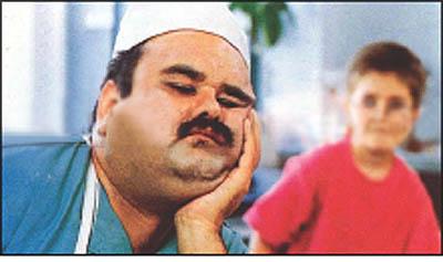 نمایی از فیلم سینمایی«مدرسه پیرمردها» ساختهی علی سجاد حسینی