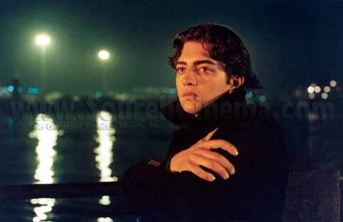 بهرام رادان در فیلم شور عشق