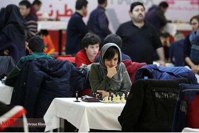 میترا حجازیپور شطرنج باز ایرانی