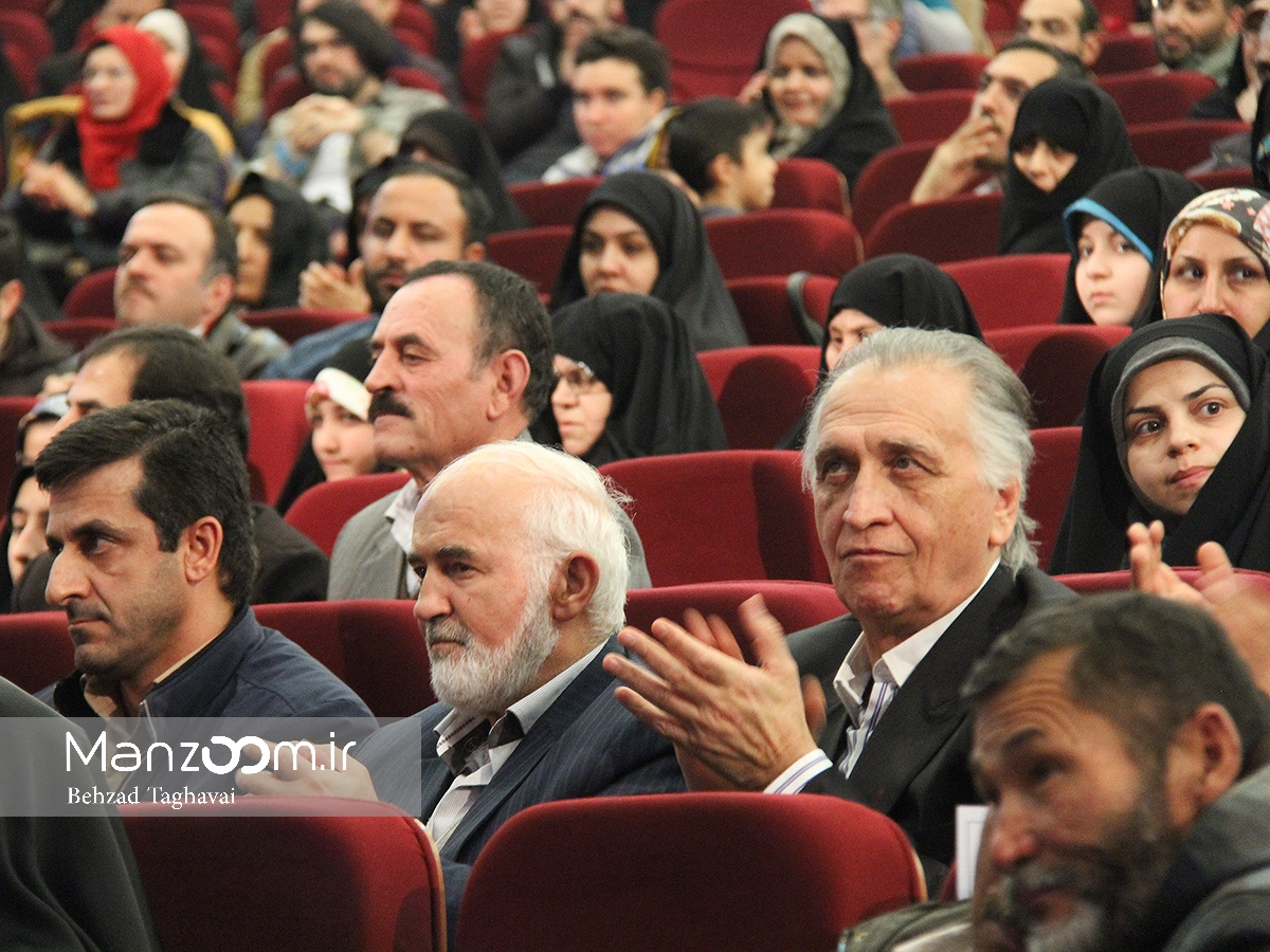 حواشی اختتامیه جشنواره عمار به روایت تصویر