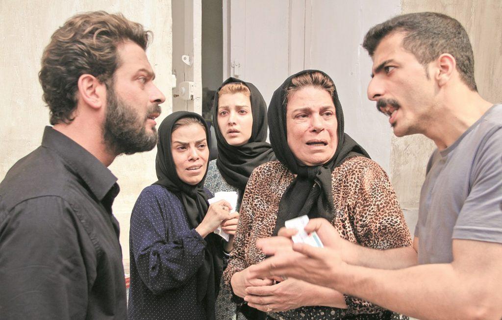 علیرضا جعفری در نمایی از فیلم سینمایی «خانه دیگری»
