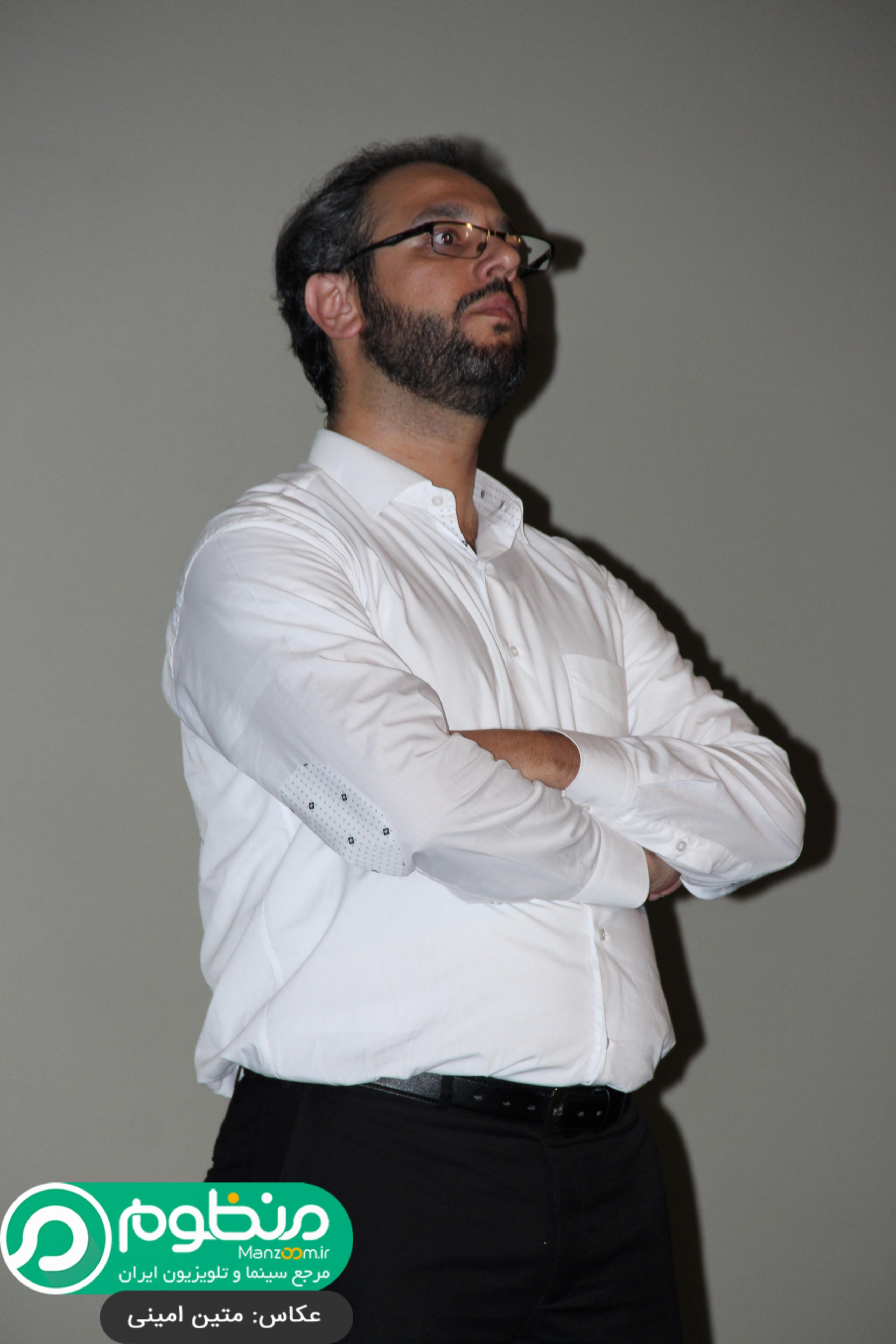 محمدرضا شفاه در افتتاحیه فیلم 21 روز بعد