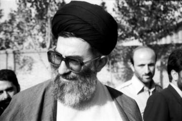 آیتالله خامنهای رئیس جمهور