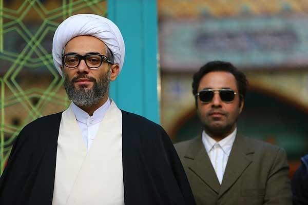 رضا عطاران و علی قربان زاده در صحنه ای از فیلم سینمایی «نهنگ عنبر»