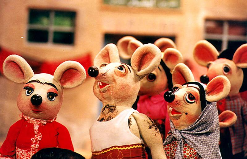 نمایی از فیلم سینمایی«شهر موش ها» ساختهی مرضیه برومند