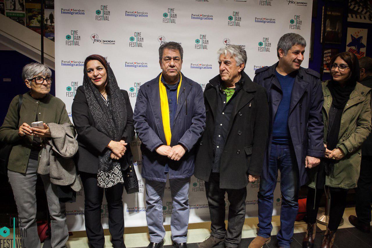 جشنواره سینه ایران