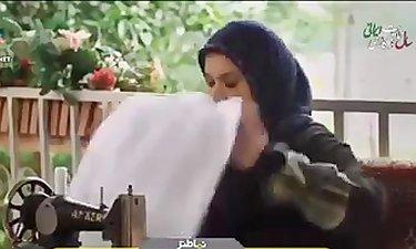 دامن پوشیدن نقی در پایتخت 5