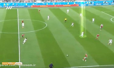 آنالیز جالب بازی ایران مراکش در برنامه 2018