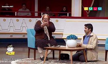 جادو جمبل کردن خاله اکبر عبدی