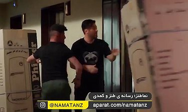 کیف دزدی به سبک امین حیایی و محمدرضا گلزار