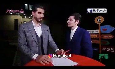 اسپانیایی حرف زدن سعید عزت اللهی در برنامه خندوانه