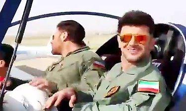 """پشت صحنه جذاب و دیدنی سریال """"ساخت ایران ۲"""""""