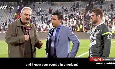 فیلم کامل مصاحبه انگلیسی جواد خیابانی + زیرنویس :))