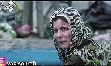 بازی بی نظیر سارا بهرامی در نقش معتاد در فیلم دارکوب