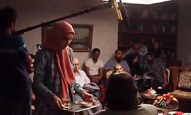 انتشار تازه ترین پشت صحنه سریال «مینو»