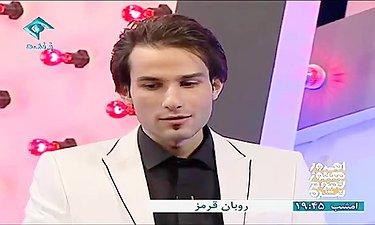 اجرای زنده مهدی احمدوند برنامه امروز هنوز تموم نشده