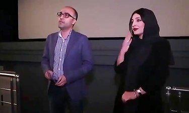 ویدیو اولین اکران مردمی اتاق تاریک