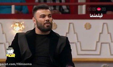 افتخارات امیر علی اکبری در برنامه عبدی شو اکبر عبدی