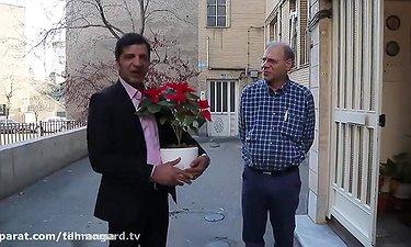 ویدیویی از حسین محب اهری قبل از وفاتش