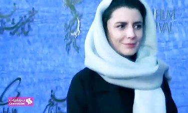 ویدیو ویژه از علی مصفا و لیلا حاتمی در نشست رسانه ایی فیلم مردی بدون سایه