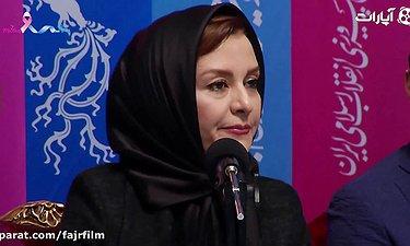 مریلا زارعی از زندگی لاکچری در ایران می گوید