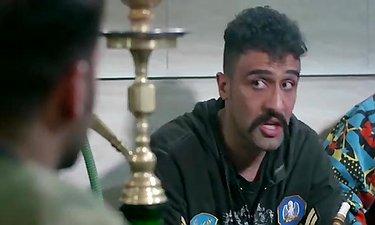 """محمد امین کریم پور در فیلم """"سرکوفت"""""""