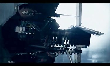 کلیپی از پشت صحنه فیلمبرداری ماجرای نیمروز ردخون