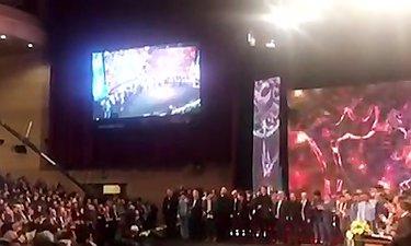 ببینید/ سینمای ایران به احترام «۲۳نفر» تمام قدایستاد