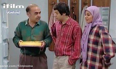 سکانس خنده دار علی صادقی - خانه به دوش
