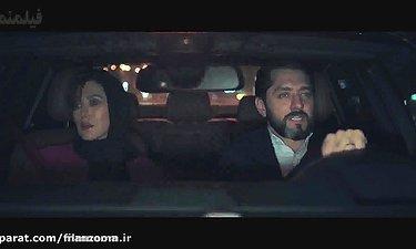 سکانس عاشقانه سریال رقص روی شیشه - بهرام رادان و مهتاب کرامتی